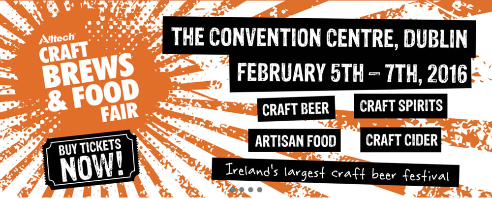Craft Beer Festival Convention Centre