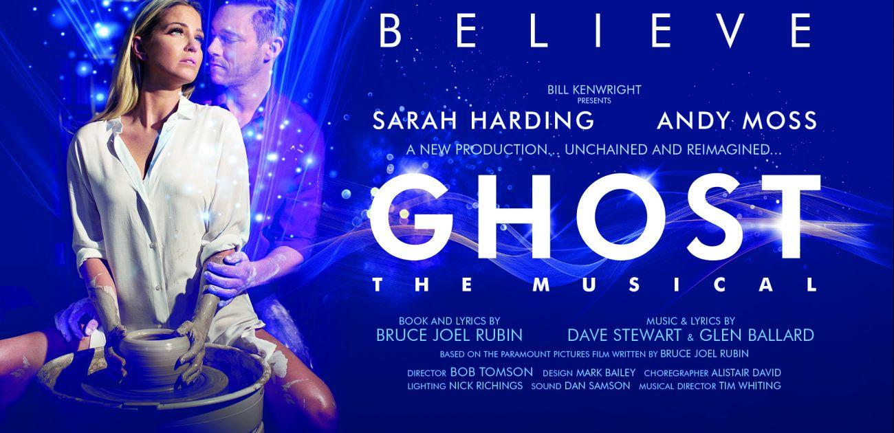 Ghost The Musical For Dublin S Bord Gais Energy Theatre